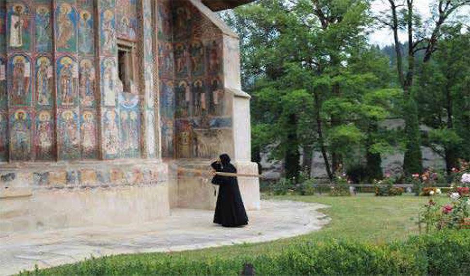正教修道思想における身体観